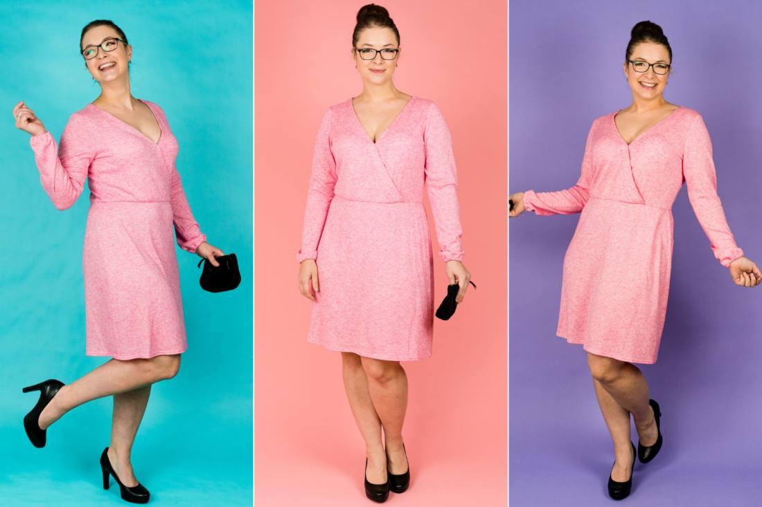 Kleid BELIT querformat