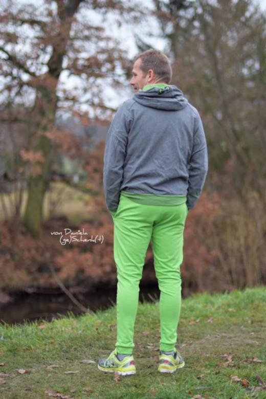 jogginghose naehen 11