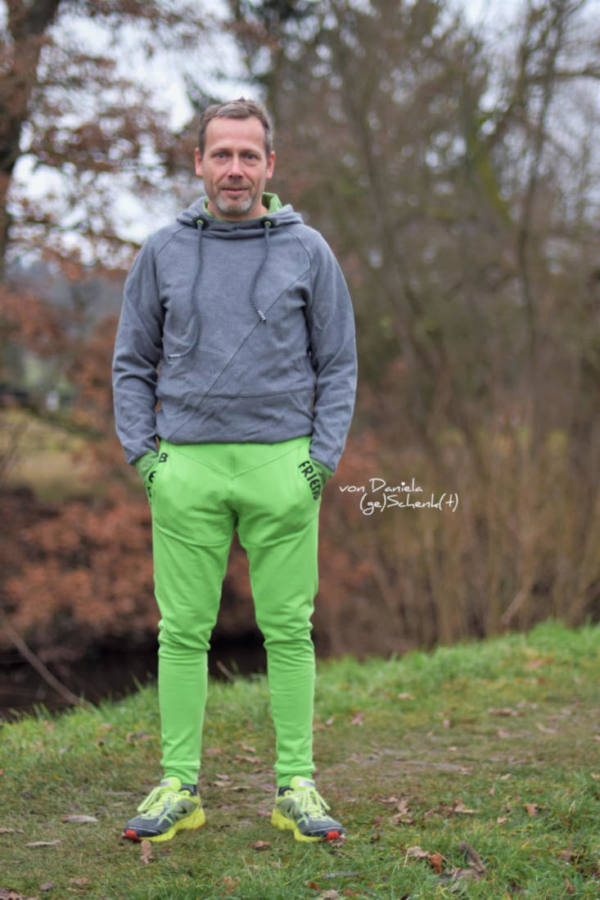 jogginghose naehen 12