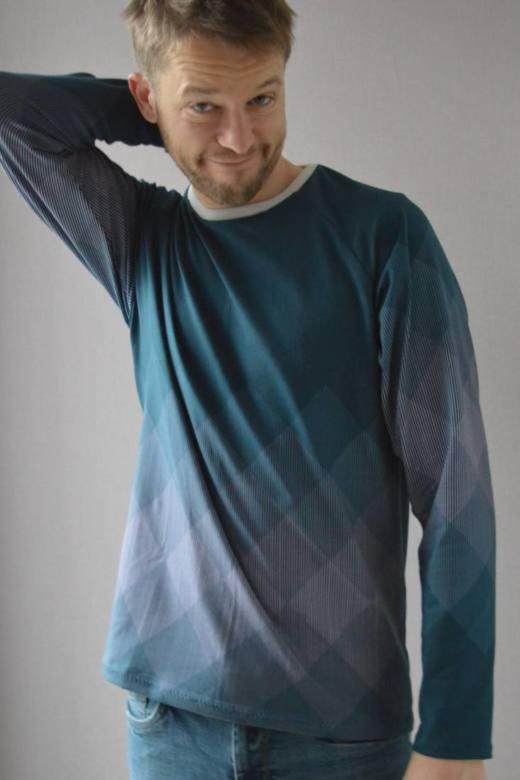 raglan shirt naehen 123