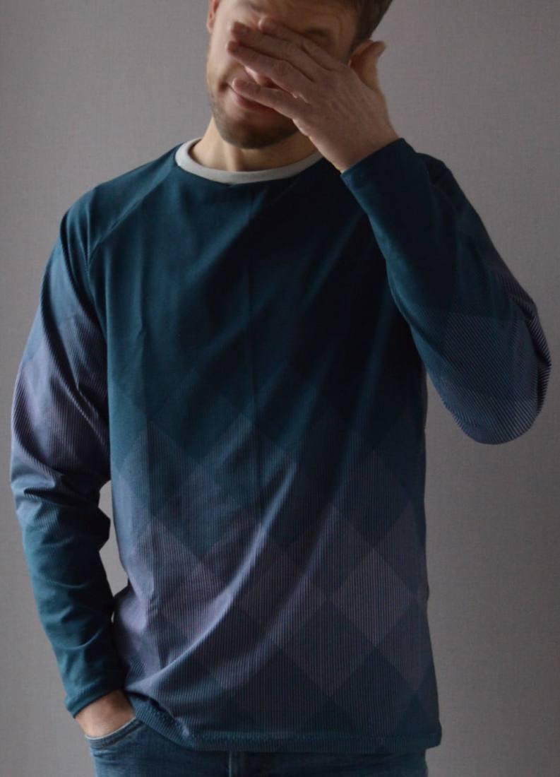 raglan shirt naehen 126