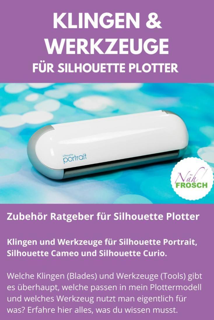 Plotter-Ratgeber-Silhouette
