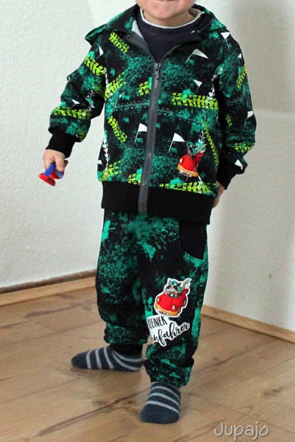 baby jogginghose naehen 5