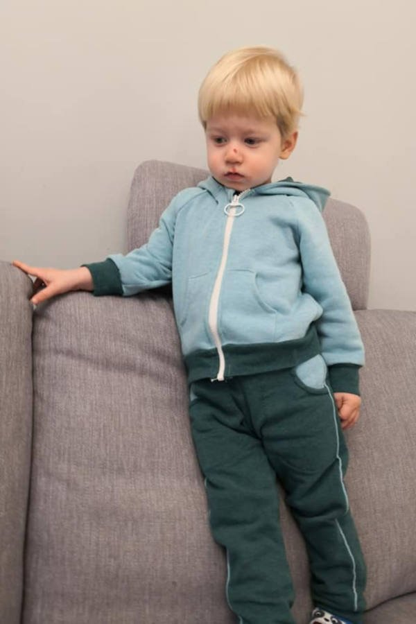 baby jogginghose naehen 6