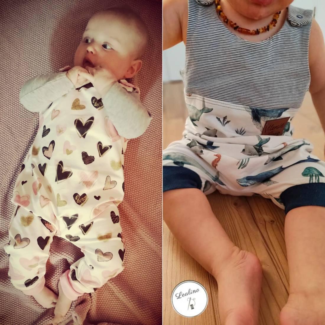 Baby Strampler BUMI quadratisch (10)