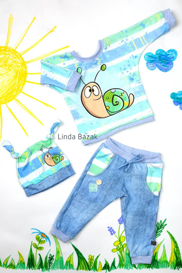 Cover Baby Set EASY