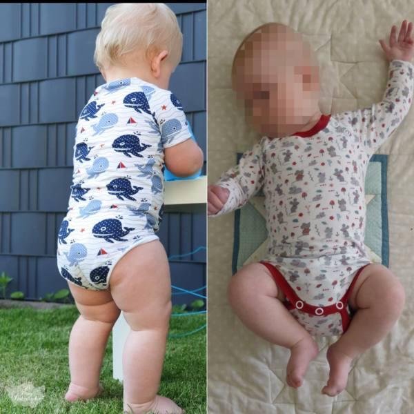 baby body naehen ceria 3