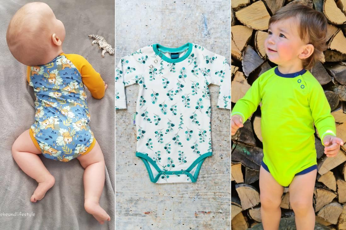 Baby Body CERIA quer
