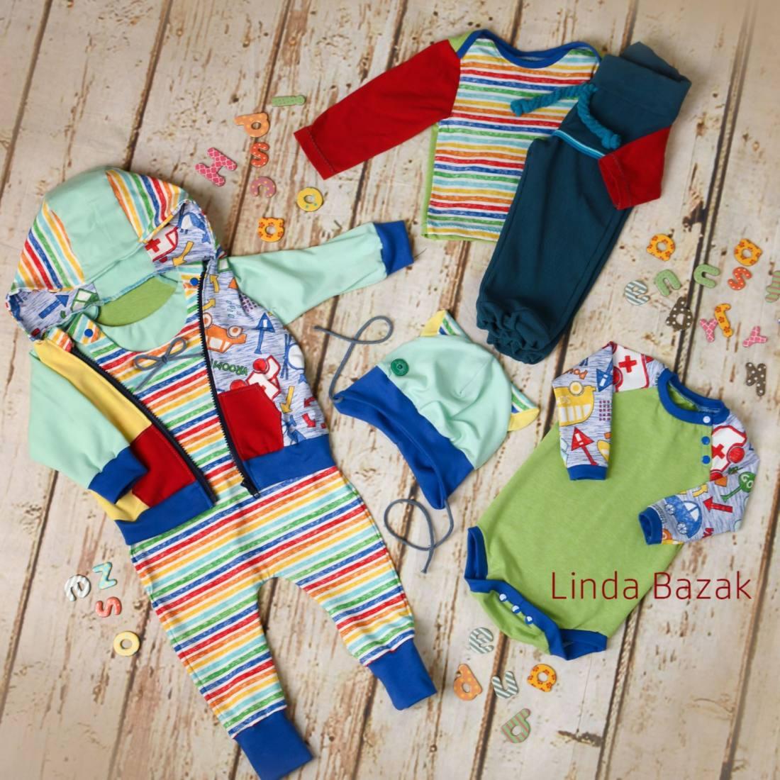 Baby Set BASICS quadratisch (1)