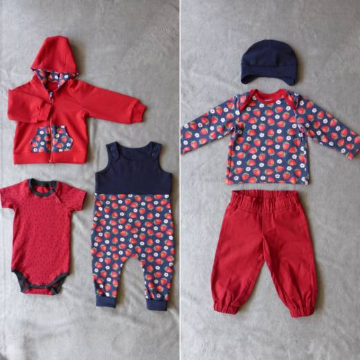 Baby Set BASICS quadratisch (8)