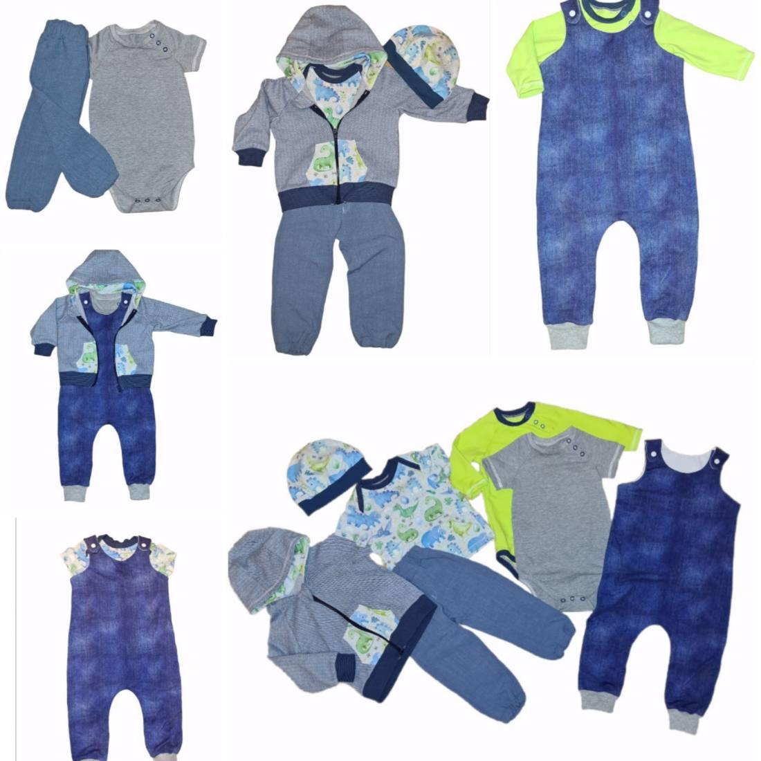Baby Set BASICS quadratisch