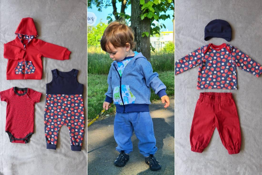 Baby Set Basics quer