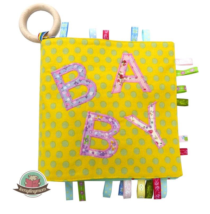 babybuch naehen aus stoff 2