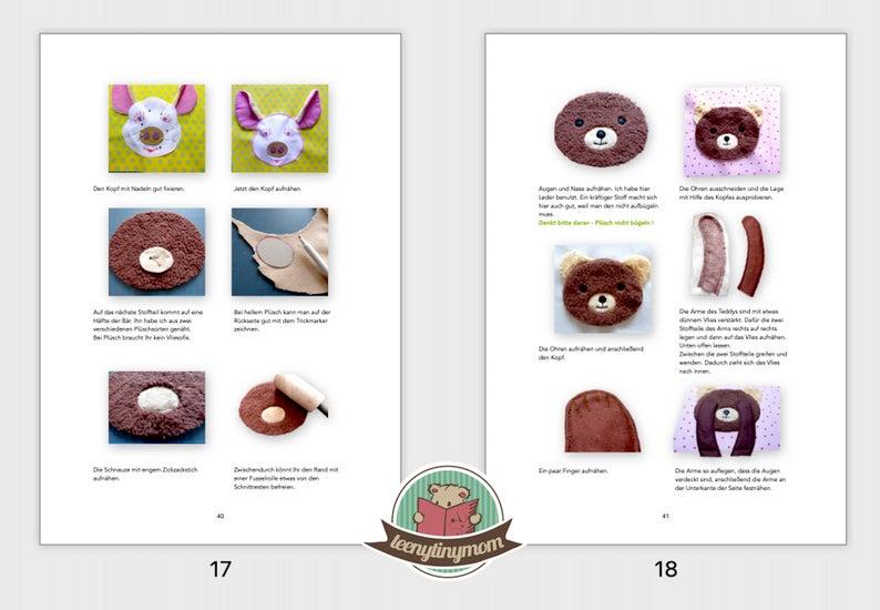 babybuch naehen aus stoff 5