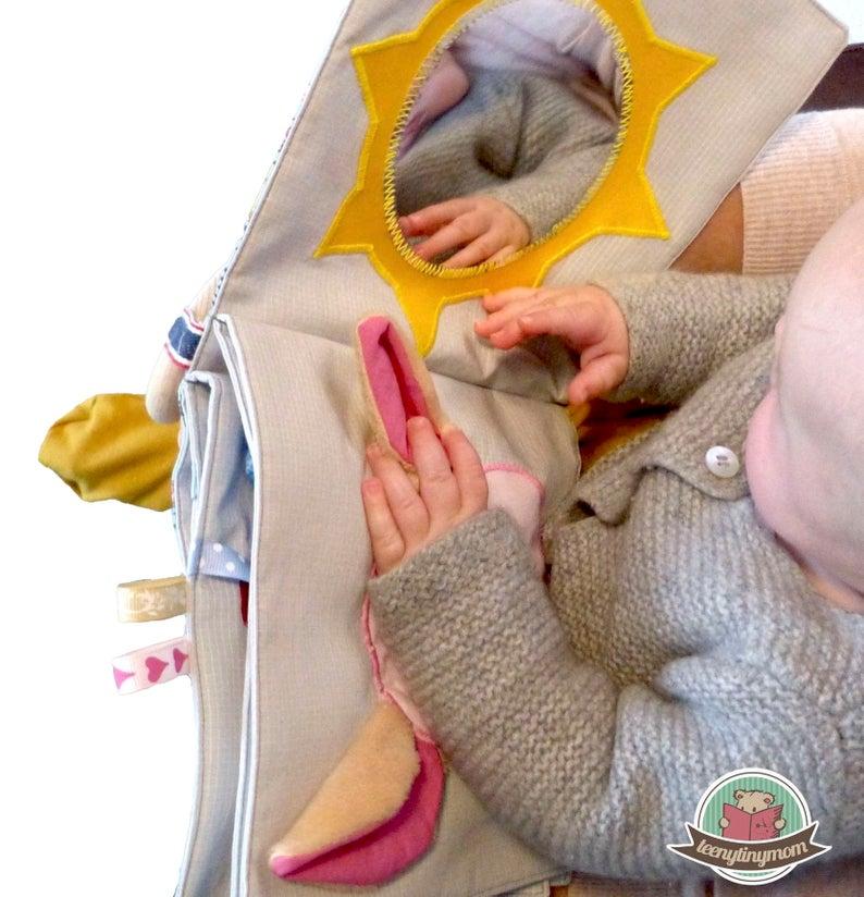 babybuch naehen aus stoff 7
