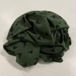 Bio French Terry Pfeilspitze – dunkelgrün