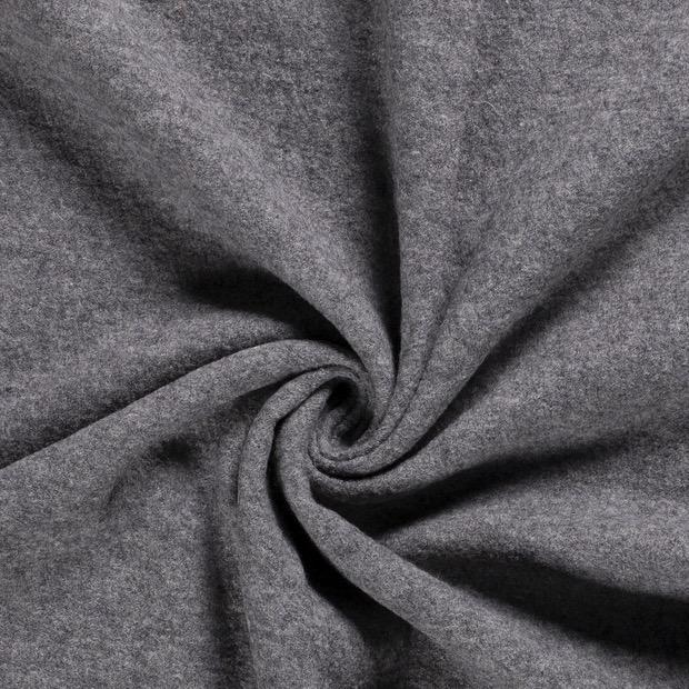 Wolltuch grau 04578-061