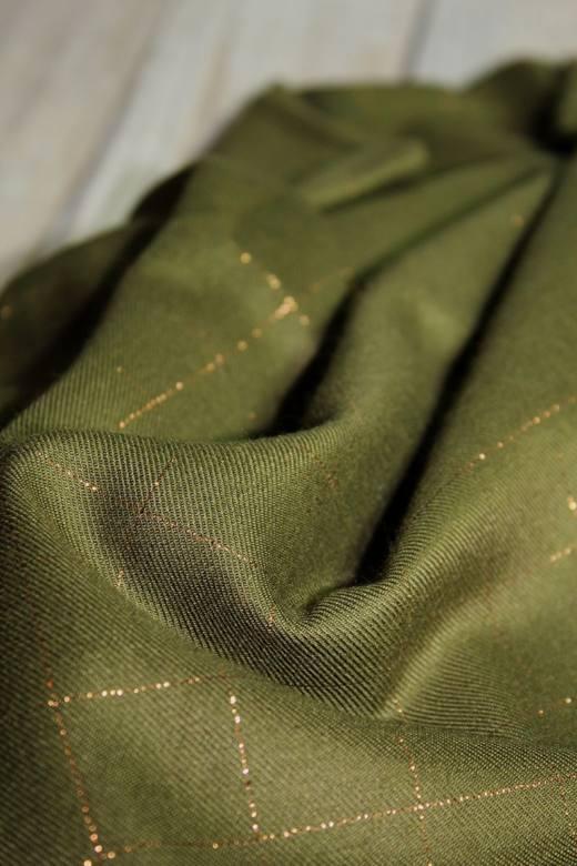 tissu-serge-carreaux-kaki-lurex-cuivre-autres-metrages2
